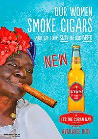 SHS's Cuvana, aiming to capture the spirit of Cuba.