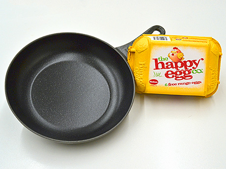 Out of the frying pan: Noble Foods the firm behind The Happy Egg Co and other brands says Scottish consumers are especially keen on eggs.