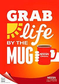 Grab Life by the Mug