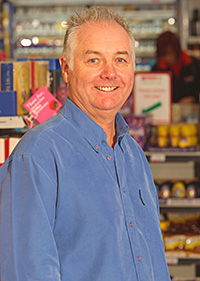 Denis McCormack, a retailer who brings a love of modern technology to forecourts.