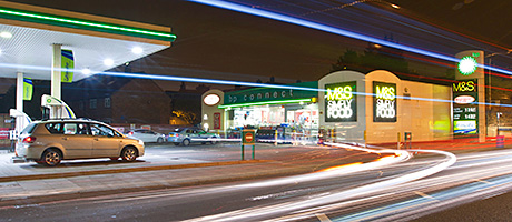Forecourts have to grasp the market