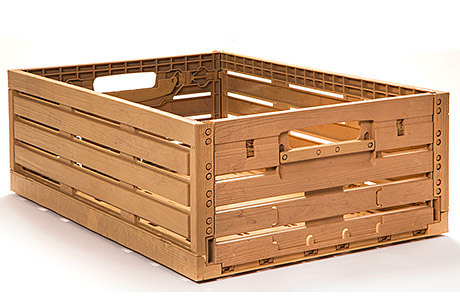 Crate news for produce