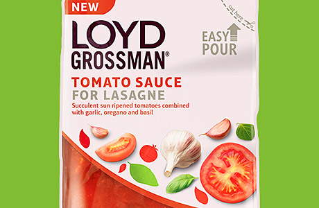 Loyd's packs prove transparently saucy