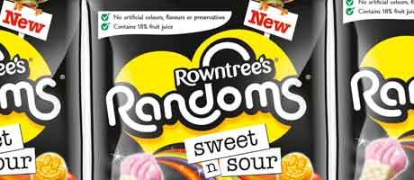 Sweets bags add a whack of sour