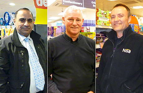 Confectionery retailing experts
