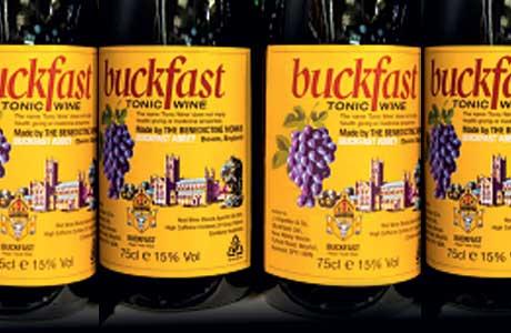 Police say sorry to Buckfast