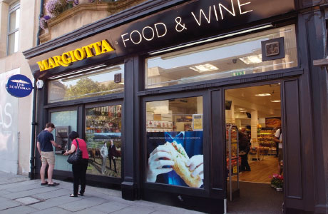 Independent Edinburgh food and drinks chain Margiotta has decided to switch supply arrangements to Nisa.