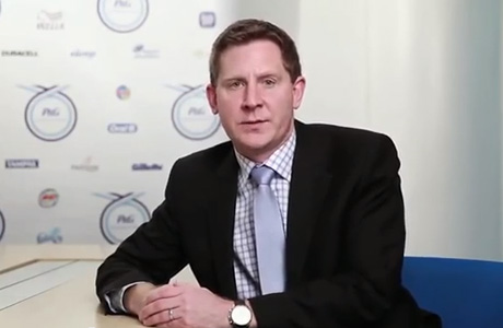 Nick Beresford, P&G UK