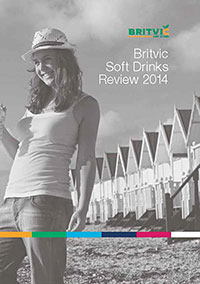 Britvic's annual Soft Drinks Review found value-for-money products and premium brands did well last year.
