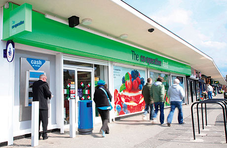 Chaos at the Co-op