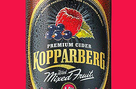 Kopparberg now available in Marks & Spencer