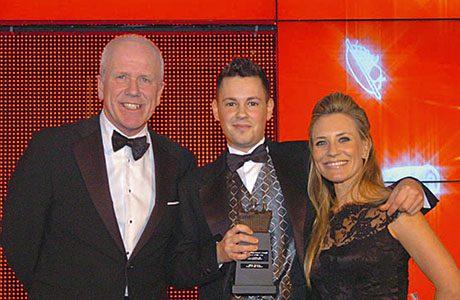 Award profile – Employee of the Year 2014