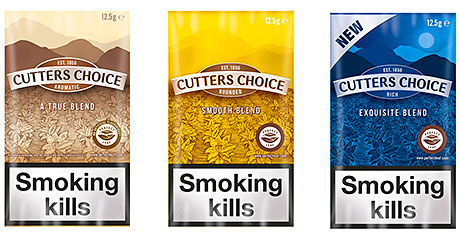 BAT's range of factory-made cigarettes and roll-your-own tobacco brands includes PMPs in several price segments.
