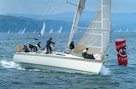 McEwan's sails back in