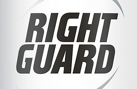 New look for Right Guard