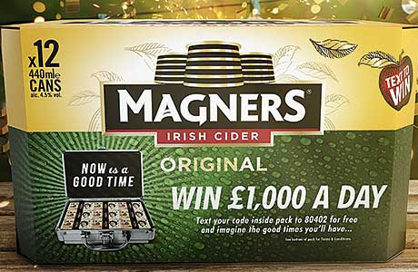 Magners' plays summer nights