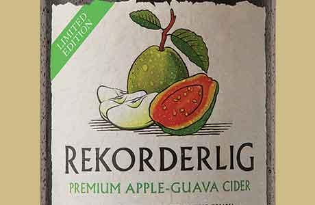 Rekorderlig adds guava