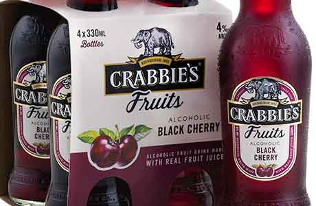 Fruity and Crabbie's