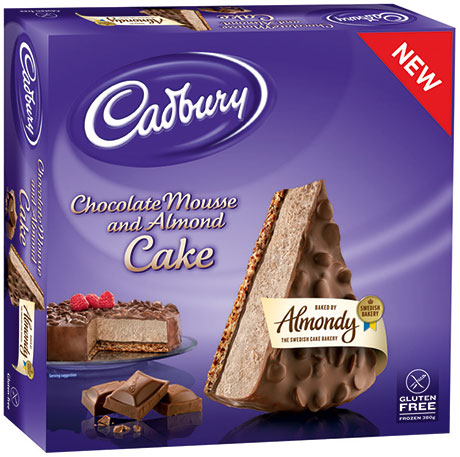 Almondy links up with big brands for its nut-based desserts.
