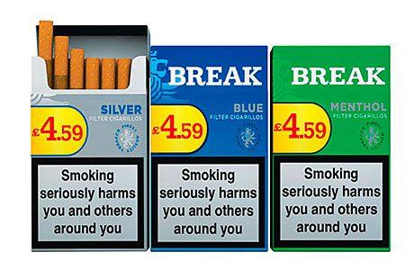 Monte Carlo duty free cigarettes