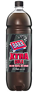 Scottish soft drinks firm AG Barr has launched a new low-calorie cola – Barr Xtra Cola.