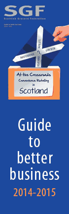 Scottish Grocers' federation Guide to better business 2014-2015