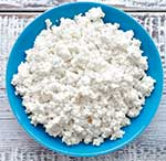 Cottage cheese – a favourite for lunch says Arla.