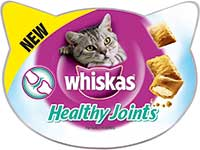 Whiskas Healthy Joints, launched in February, is designed as a functional, nutritional treat.