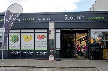 Food stays good says Scotmid