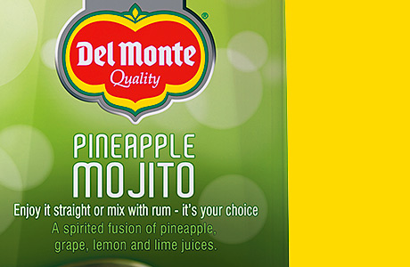 Del Monte says yes to mixing it up