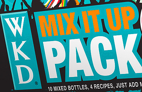 WKD in the cocktail craze mix