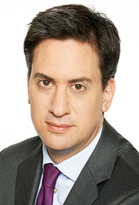 Miliband: Scandal that 5m in work can't make ends meet.
