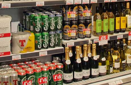 Licensing changes go to Holyrood