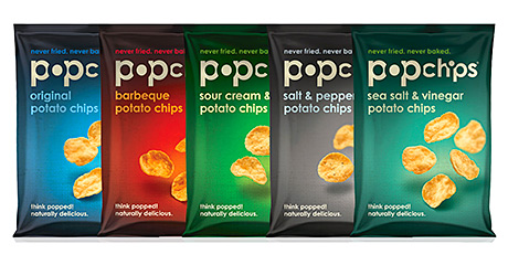 American import Popchips will be distributed in Scotland by Fife Creamery.