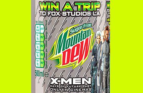 X-men provide first platform