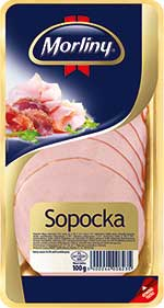 Morliny Berlinki (the number one hotdog brand in Poland) and Morliny Sopocka (smoked pork loin) make good anchor products in a Polish foods range, says supplier Smithfield Foods.