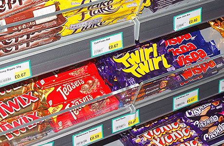 Confectionery set to check out?