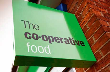 Co-op chief in £1m payoff