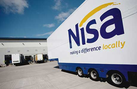 Record deliveries at Nisa