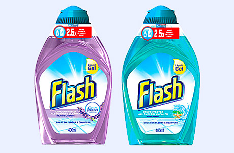A new fragrance from Flash