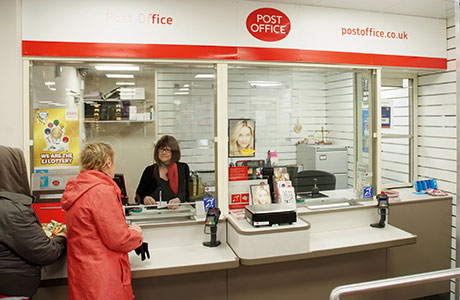 There are well over 11,500 Post Office branches across the UK and every one serves a community that depends on it, says Kenny Lamont, area network manager for Scotland for Post Office Ltd.