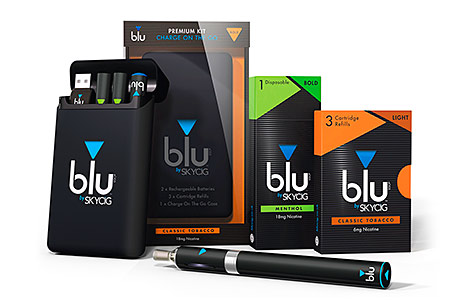 Big names develop vaping portfolios
