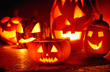 Spooky tradition crosses continents