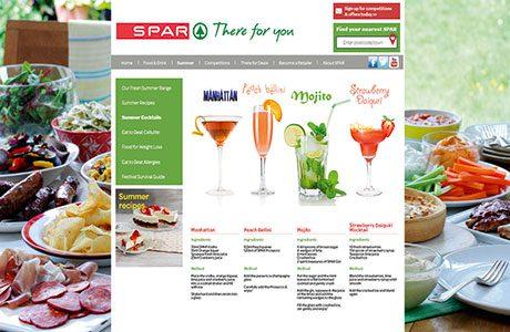 Spar says online life has lift-off