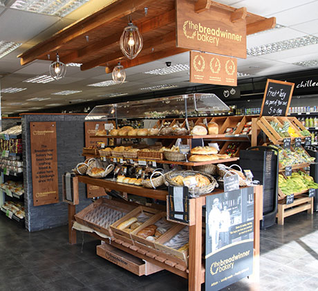 Partnerships with local and artisan bakers are going well for Scotmid which saw a slight increase in profit and turnover in  the six months to late July.