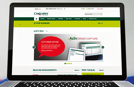 Activ series opens new online door