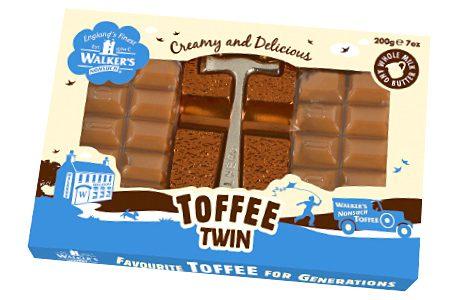 Toffee Twins aim for big break