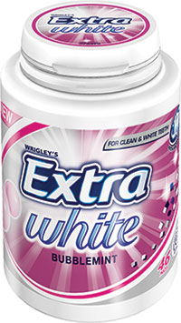 Extra White Bubblement is selling well in the impulse channel, says Wrigley.