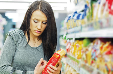 Food sales slump hits six months