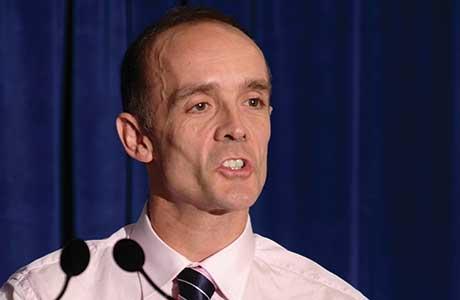 John McNeill, regional operations director, Co-operative Food.